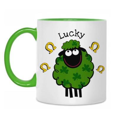 Кружка Lucky