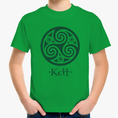 Детская футболка Kelt