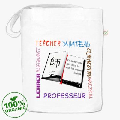 Сумка Настоящему учителю