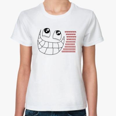 Классическая футболка WWEEE
