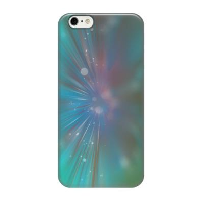 Чехол для iPhone 6/6s звездный взрыв, абстракция
