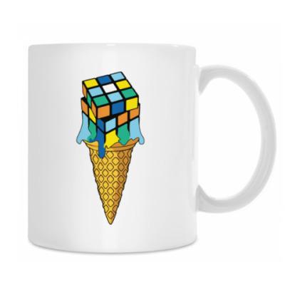 Кружка Кубик Рубика   Спидкубинг