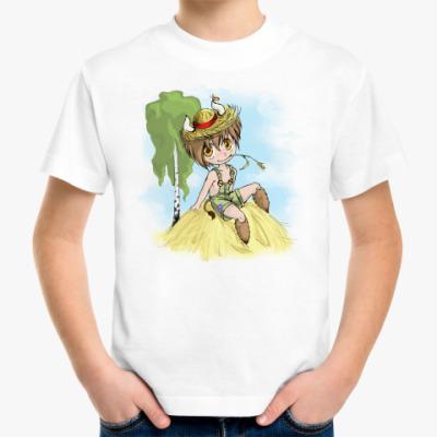 Детская футболка Телец