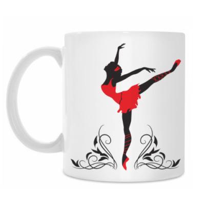 Кружка Прекрасная танцовщица