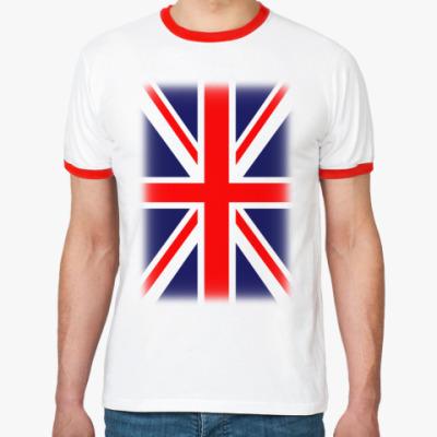 Футболка Ringer-T Великобритания