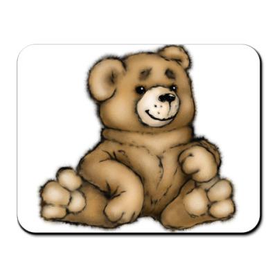 Коврик для мыши Медведь