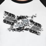 Dog Chasing Cars