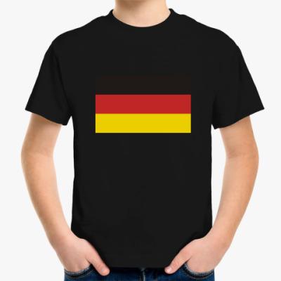 Детская футболка Deutschland