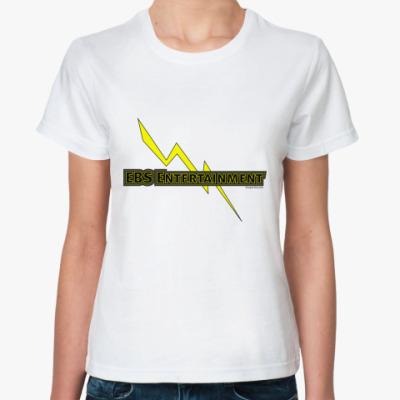 Классическая футболка EBS Entertaimment
