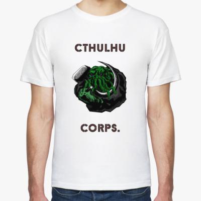Футболка Cthulhu Corps