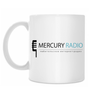 Кружка Кружка Mercury Radio