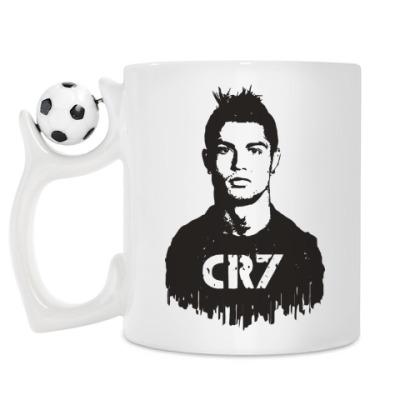Кружка Ronaldo