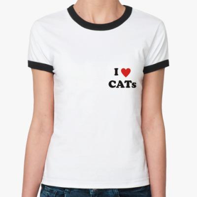 'Я люблю кошек'