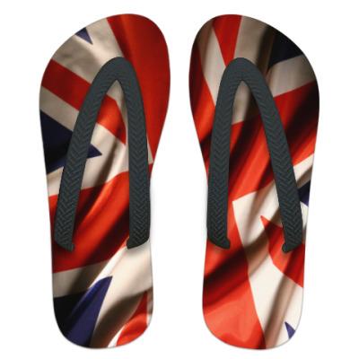 Шлепанцы (сланцы) United Kingdom