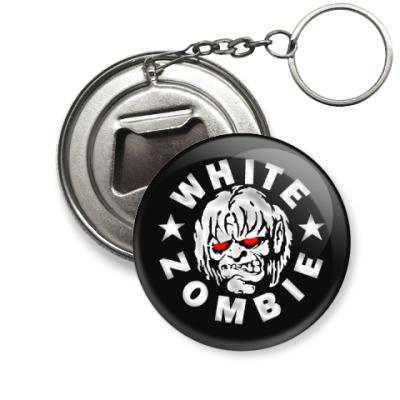 Брелок-открывашка White Zombie