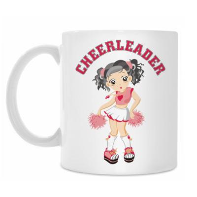 Кружка Cheerleader