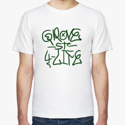Футболка GROVE STREET 4-LIFE