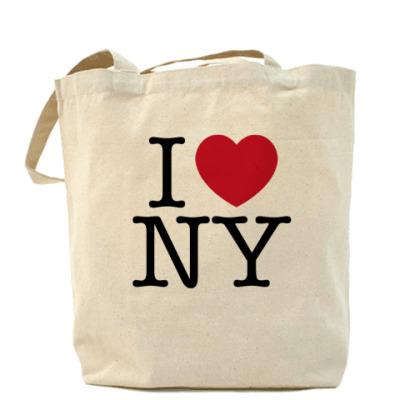 Сумка i love NY