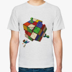 Майнкрафт и кубик Рубика