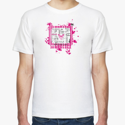 Футболка Electronic Love
