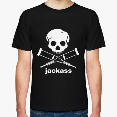 Футболка  Jackass