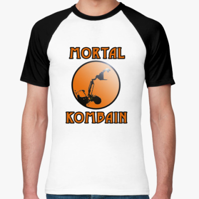 Футболка реглан Mortal Kombain