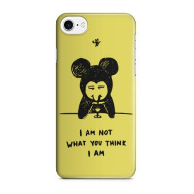 Чехол для iPhone 7/8 Not a Mickey M