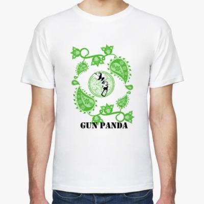 Футболка Panda GUN