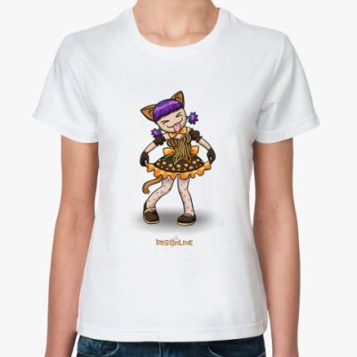 Классическая футболка Бяяя!