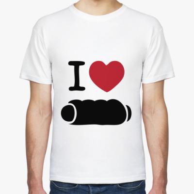 Футболка  футболка ILS