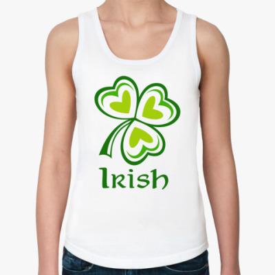 Женская майка Irish