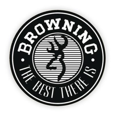 Костер (подставка под кружку) Browning