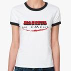 Женская футболка Ringer T