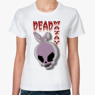 Классическая футболка Дед Мазай