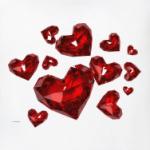 Бриллиантовые сердца