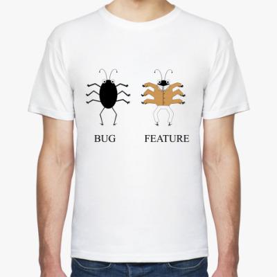 Футболка Bug feature