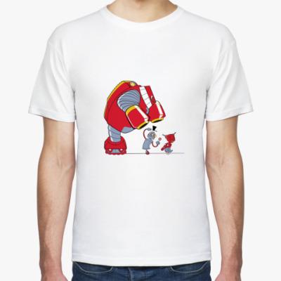 Футболка Роботы
