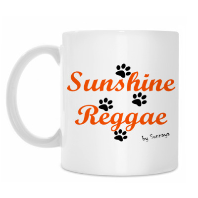 Кружка SunshineReggae