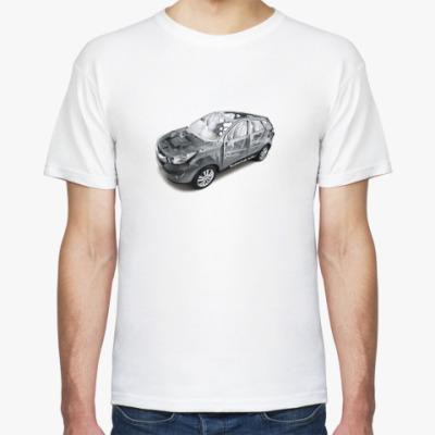 Футболка  футболка  ix35
