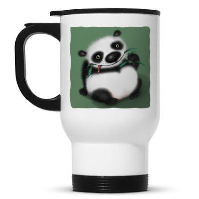 Кружка-термос Кружка- Панда