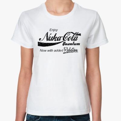 Классическая футболка Nuka Cola