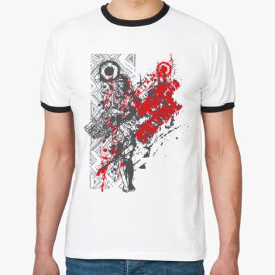 Футболка Ringer-T Дизайн