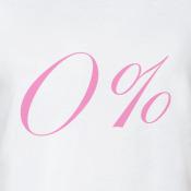 Принт Женская футболка Stedman, белая