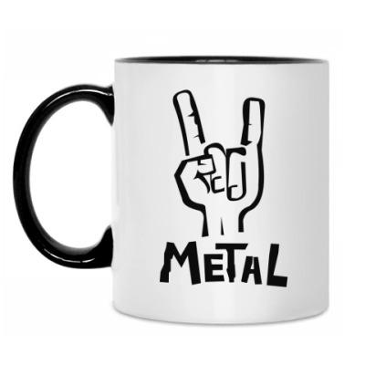 Кружка 'Metal'