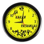Часы (с цифрами)