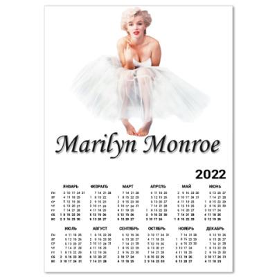 Календарь Marilyn Monroe