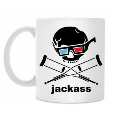 Кружка Jackass 3D