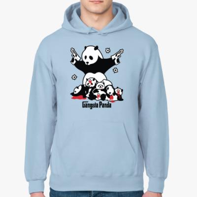 Толстовка худи Gangster panda