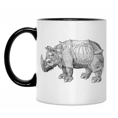 Кружка Носорог