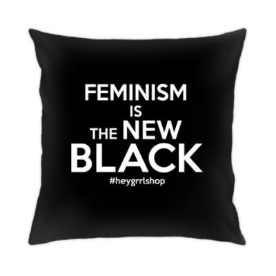 Подушка The New Black двусторонняя